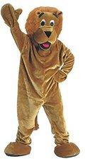 Löwe Plüsch Karnevalskostüm