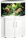 Juwel Aquarium Trigon 190 mit Unterschrank - weiß