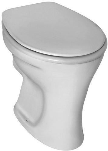 Ideal Standard Eurovit Standflachspül-WC 47,5 x 35,5 cm (V3106)