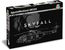 Italeri Hubschrauber Skyfall 007