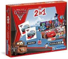 Clementoni Edu Kit 2 in 1 Cars 2