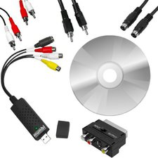 Mumbi Video Grabber USB 2.0 Komplettpaket