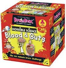 Green Board Games BrainBox Blood & Guts (englisch)