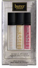 butter London Lippy Glitter Trio (3 x 7 ml)