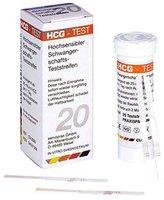 Servoprax Cleartest HCG Schwangerschaftstest (20 Stk.)