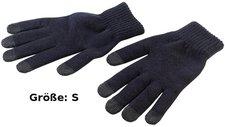 Pearl Strick-Handschuhe mit 5 Touchscreen-Fingerkuppen