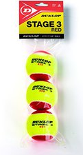 Dunlop Stage 3 Red x3