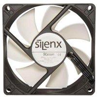 SilenX Effizio Thermistor Fan 80mm (EFX-08-15T)