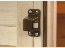 weka Sauna-Rollverschluss inkl. Schraubensatz