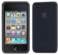Groov-e Silicone Case for iPod Touch 4G