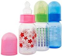 Primamma Babyflasche 125 ml Silikon 1
