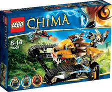 LEGO Legends of Chima - Lavals Löwen-Quad (70005)