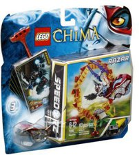 LEGO Legends of Chima - Speedorz Feuerring (70100)