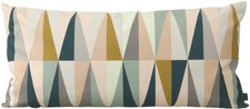 Ferm Living Spear Multi large Kissen 50x80 cm