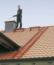 Zarges Dachleiter Z300 15 Sprossen
