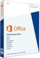 Microsoft Office Professional 2013 PKC (Win) (FR)