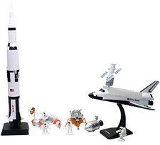 NewRay Space Abenteuer Set mit Zubehör