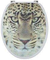 Sanwood Leopard WC-Sitz