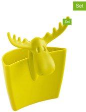 Koziol Tassenutensilo Rudolf solid senf
