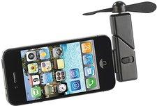Callstel Mini-Ventilator für iPhone & iPod touch