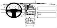 Brodit ProClip Ford Transit Bj. 95-99
