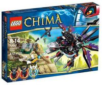 LEGO Legends of Chima Razars Chi Raider (70012)