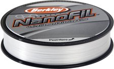 Berkley Nanofil 125m 028mm Nebel-transparent