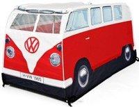 Monster Factory VW T1 Bus Zelt blau - Volkswagen Spielzelt für Kinder