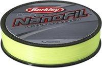 Berkley Nanofil 125m 022mm HV Chartreuse