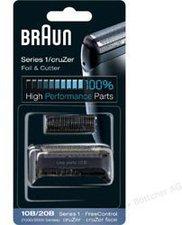 Braun Kombipack Series1/Cruzer