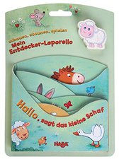 Haba Entdecker-Leporello - Hallo sagt das kleine Schaf