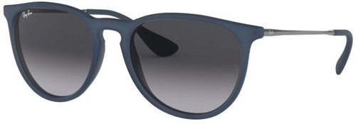 Ray Ban Erika RB4171 60028G (rubber blue/gradient grey)