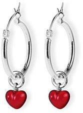 Heartbreaker Little Red Heart Einhängepaar (LD MR 32 RM)