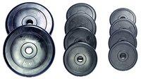 SportPlus 38,5 kg Hantelscheiben-Set