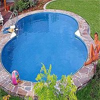 Future Pool Achtformbecken Family 6,25 x 3,6 m