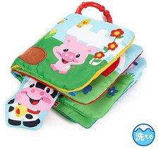 Mattel M4060 Fisher-Price® Mein Bauernhof Spielbuch