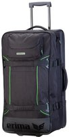 Erima Travel Line Sporttasche mit Rollen XL 88 cm
