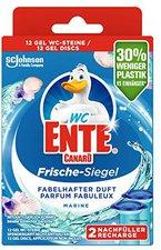 00 Null Null WC Ente Frische-Siegel Nachfüller Marine