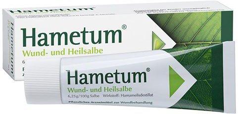 Spitzner Hametum Wund- und Heilsalbe (25 g)