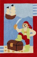 Baby Walz Teppich Pirat (80 x 150 cm)