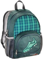 Step by Step Junior Dressy pine check Kindergartenrucksack