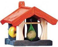 UNIMET Futterhaus mit Apfelstecker