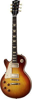 Gibson Custom Les Paul 1958 Plain Top V.O.S. LH