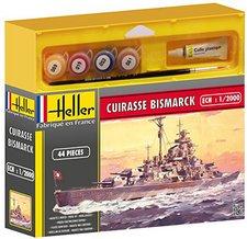 Heller Joustra Cuirasse Bismarck (49051)
