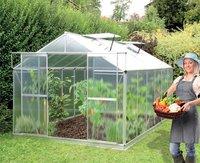 Gartenpro Delia 3 (6 mm HKP, Alu blank)