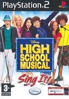 High School Musical - Disney Sing it (PS2)
