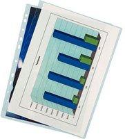 Esselte-Leitz iLam Laminierfolien A4 mit Lochung (80 mic) (100 Stück)