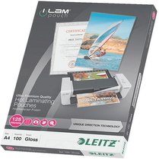 Esselte-Leitz iLam UDT Laminierfolien A4 (125 mic) (100 Stück)