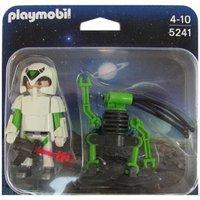 Playmobil Duo Pack Astronaut mit Spy-Robot (5241)