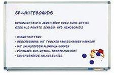 Kindermann Weißwandtafel S-Line 180 x 120 cm